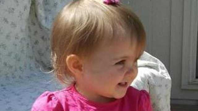 Police are searching for missing 18-month-old Lana Leigh Bailey. She is presumed dead by police.