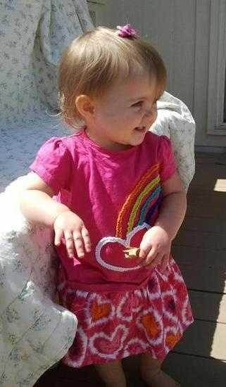 She was last seen at a farm at 3197 Georgia Road near Ottawa, Kan.