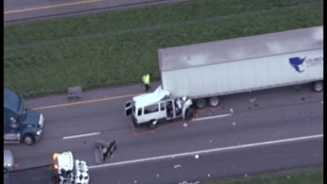 I-29 crash near St. Joseph