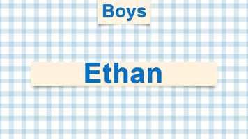3) Ethan