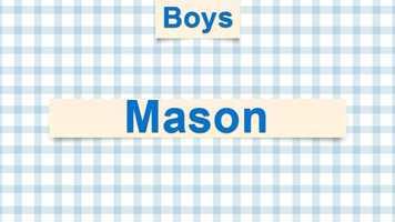 2) Mason
