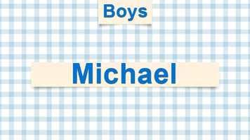 8) Michael