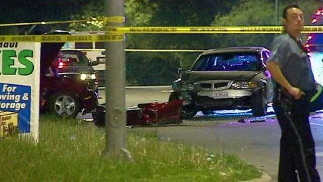 Raytown officer-involved shooting