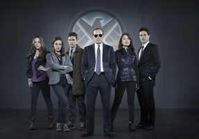 Agents of S.H.I.E.L.D. airs Tuesdays at 7 p.m. starting September 24.  Learn more on FacebookClark Gregg reprises his role of Agent Phil Coulson from Marvel's feature films, as he assembles a small, highly select group of Agents from the worldwide law-enforcement organization known as S.H.I.E.L.D. Together they investigate the new, the strange and the unknown around the globe, protecting the ordinary from the extraordinary. Coulson's team consists of Agent Grant Ward (Brett Dalton), highly trained in combat and espionage&#x3B; Agent Melinda May (Ming-Na Wen), expert pilot and martial artist&#x3B; Agent Leo Fitz (Iain De Caestecker), brilliant engineer&#x3B; and Agent Jemma Simmons (Elizabeth Henstridge), genius bio-chemist. Joining them on their journey into mystery is new recruit and computer hacker Skye (Chloe Bennet).