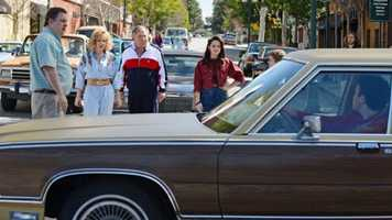 """The Goldbergs"" airs Tuesday at 8 p.m. starting Sept. 24.  Learn more on FacebookBefore there were parenting blogs, trophies for showing up and peanut allergies, there was a simpler time called the '80s. For geeky 11-year-old Adam (Sean Giambrone) these were his wonder years, and he faced them armed with a video camera to capture all the crazy. The Goldbergs are a loving family like any other, just with a lot more yelling. Mom Beverly (Wendi McClendon-Covey) is a classic ""smother,"" an overbearing, overprotective matriarch who rules this brood with 100% authority and zero sense of boundaries. Dad Murray (Jeff Garlin) is gruff, hot-tempered and trying to parent without screaming. Sister Erica (Hayley Orrantia) is 17, hot, terrifying and not one to mess with. Barry (Troy Gentile) is 16, a grade-A spaz with classic middle child syndrome. Adam (Sam Giambrone) is the youngest, a camera-wielding future director who's crushing on an older woman. Rounding out the family is beloved grandfather Al ""Pops"" Solomon (George Segal), the wild man of the clan, a shameless Don Juan who's schooling Adam in the ways of love. When Pops buys a new sports car and offers his Caddy to middle child Barry, it's enough to drive this already high-strung family to the brink of chaos."