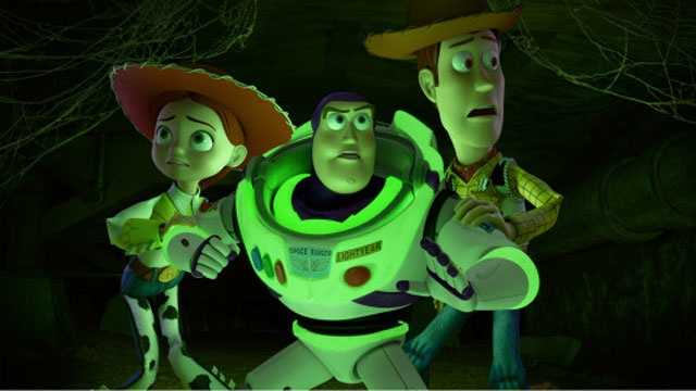 """ABC has announced a Pixar special """"Toy Story of Terror"""" to air around Halloween. An air date has not yet been announced."""