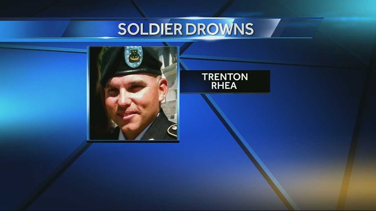 Soldier from Liberty drowns in Afghanistan