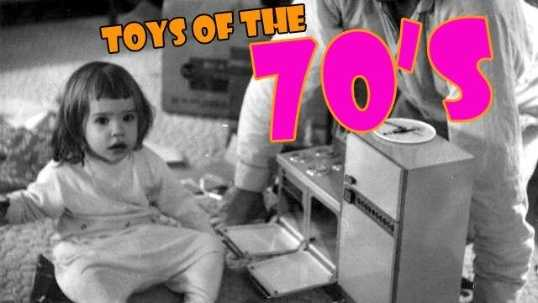 Toys of the '70s