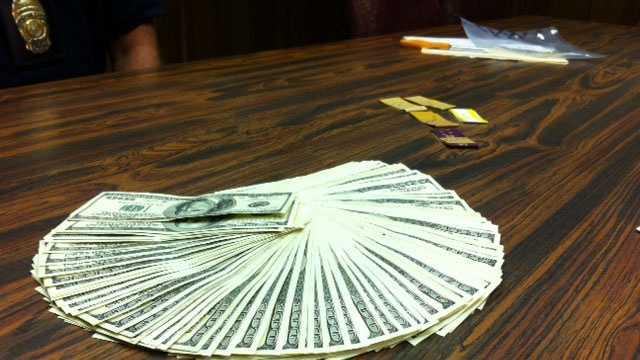 Boy finds $10,000