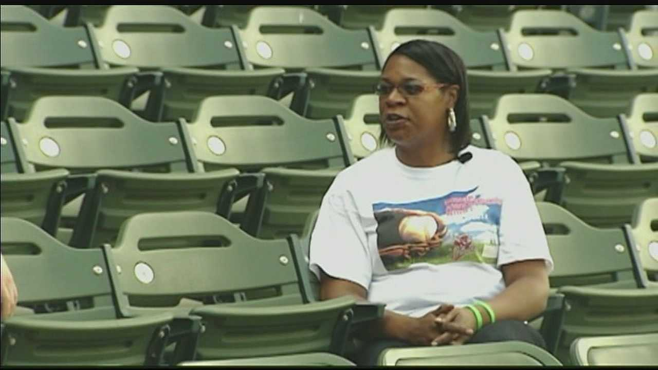 Woman shares story of grief, lifesaving gifts