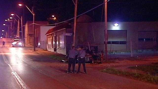 27th, Elmwood fatal crash