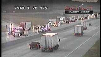 I-70, I-470 wreck