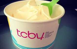 TCBY will be treating all Dads to 6 oz of free frozen yogurt on Father's Day.
