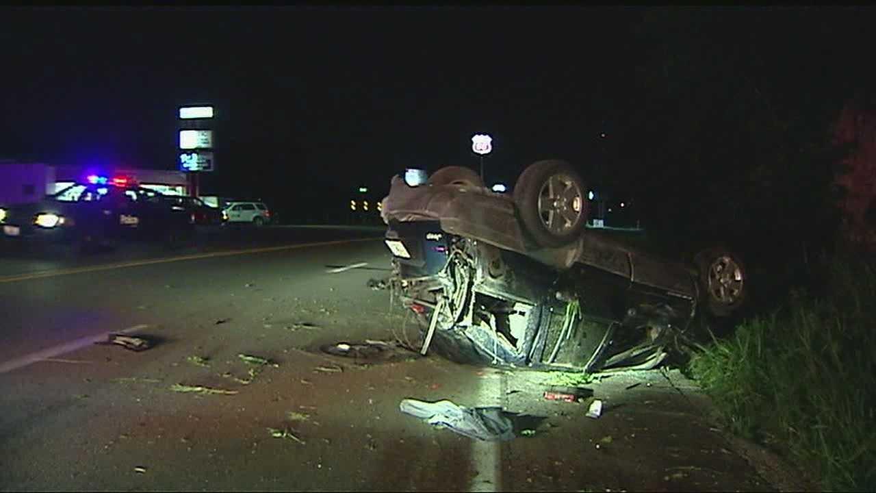 I-435, Truman Road fatal crash