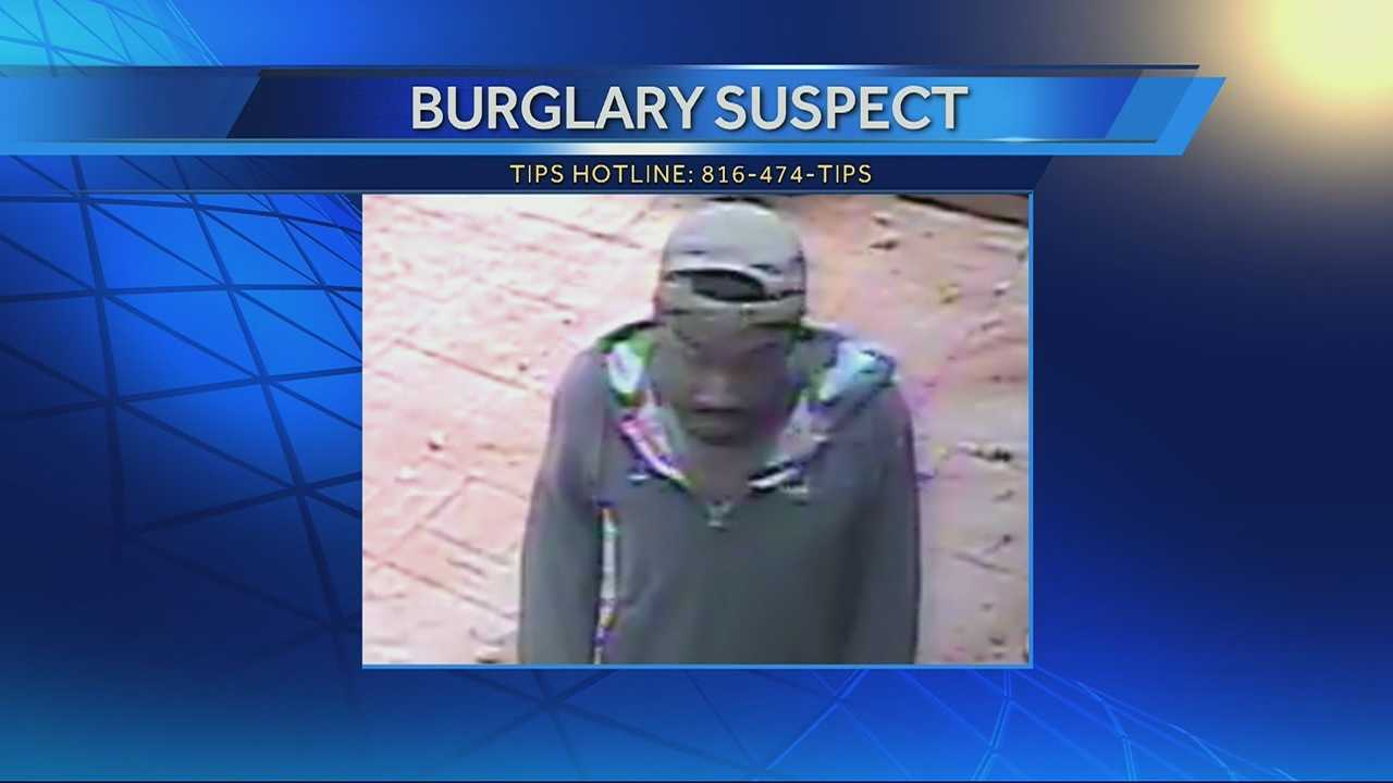 Image Liberty burglary suspect