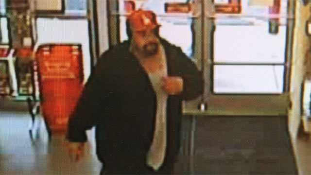 Man sought in robbery at Family Dollar store