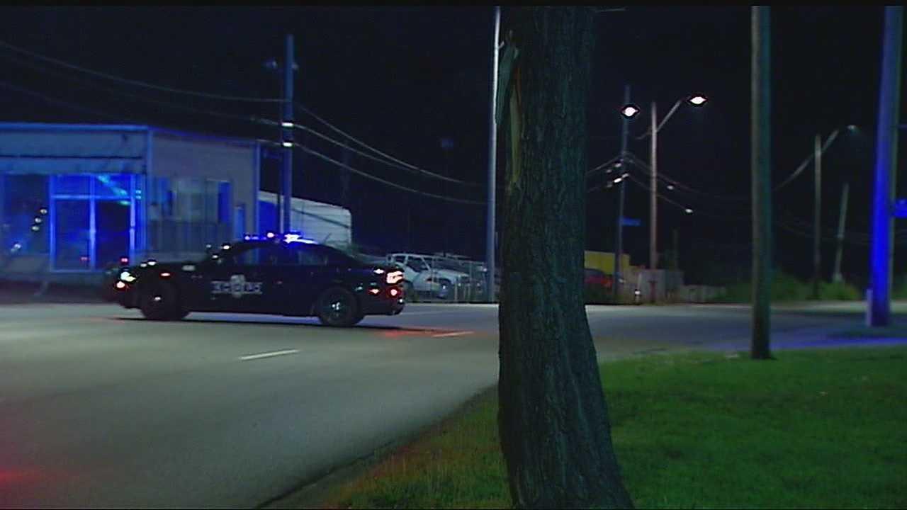 Blue Parkway shooting