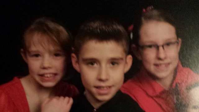 Missing children from Topeka