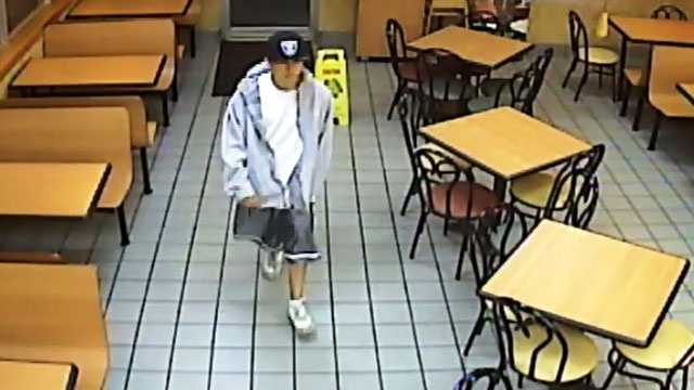 Image Overland Park robbery