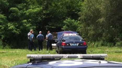 Chase with homicide suspect ends in Grandview