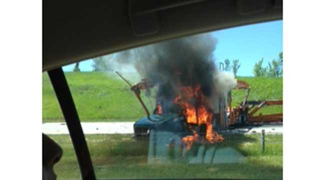 I-29 wreck