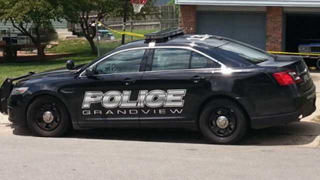 Image Grandview police car