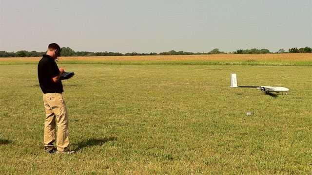 Image Farm drones