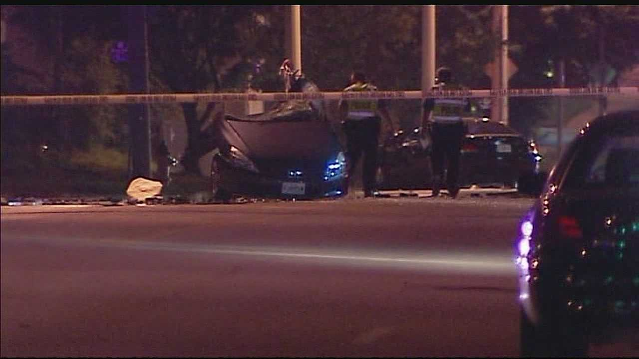 Fatal crash 66th, Troost