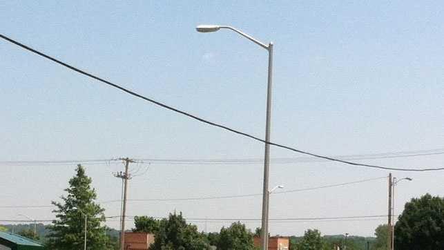Shawnee streetlights
