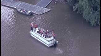 Body found in Kansas River