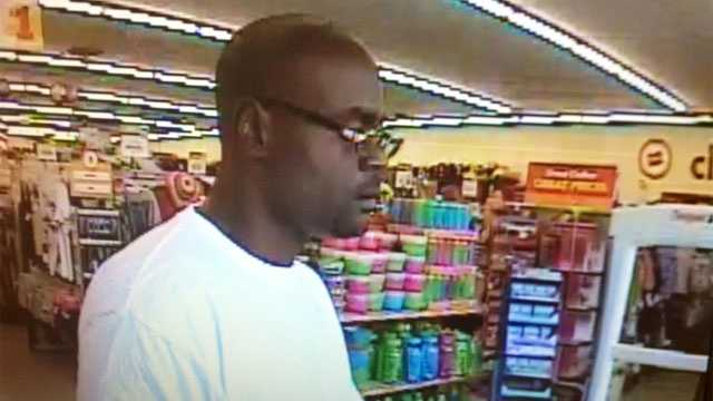 Image Family Dollar robbery suspect