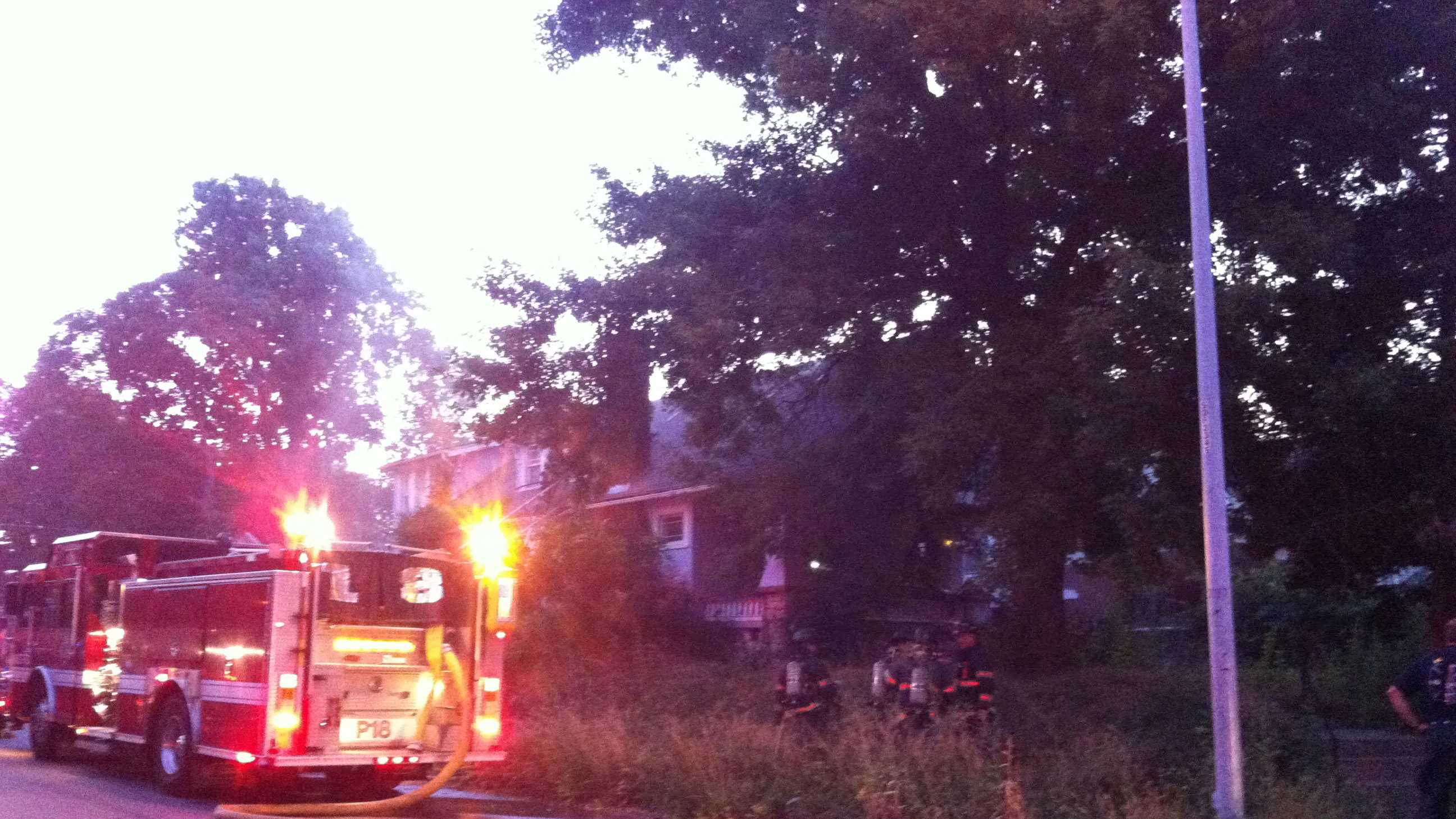 House fire 28th, Walrond