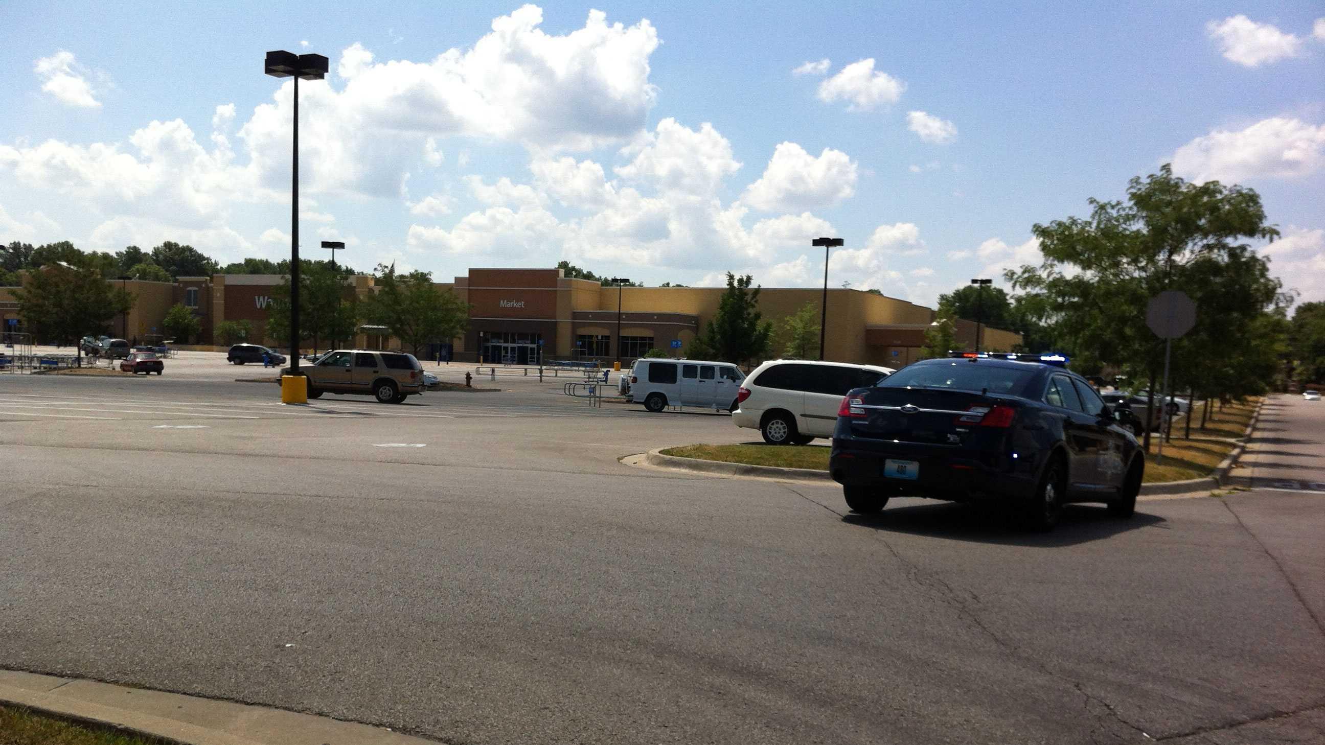 Walmart threat, U.S. 40