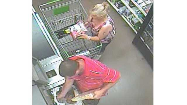 Anyone who can identify the two people is asked to call the Crime Stoppers TIPS Hotline at 816-474-8477 or Overland Park police at 913-344-8729.