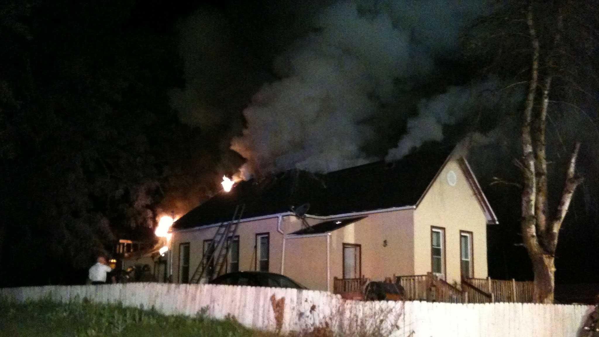 KCK house fire