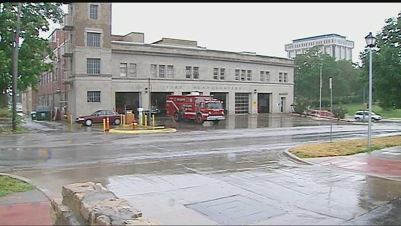 Image KCK Fire Department exteriors