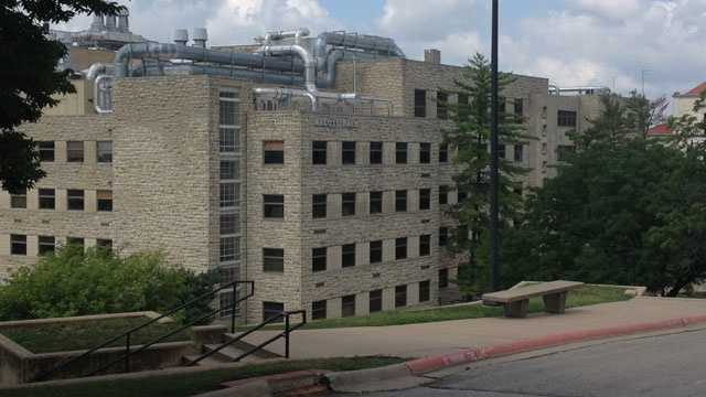 Image KU buildings - Malott Hall