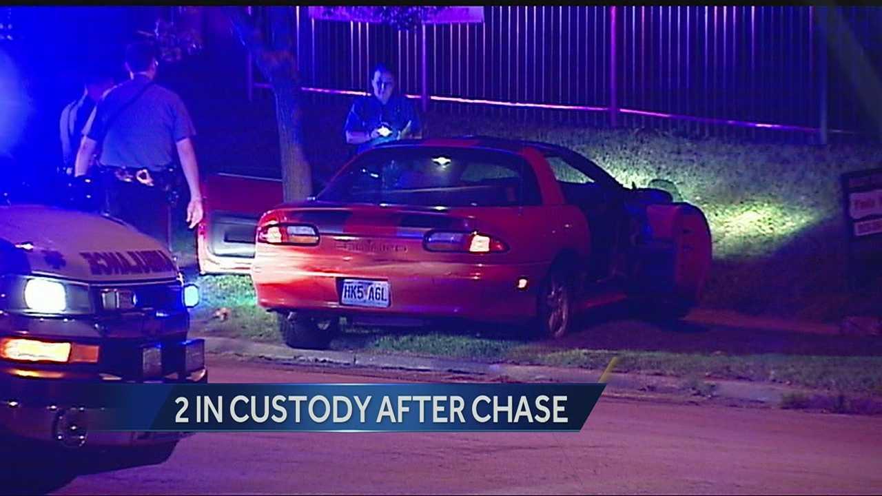 Chase arrests