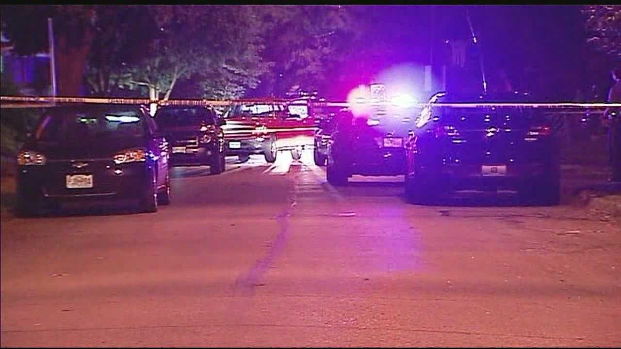Image Teen dies in quadruple shooting