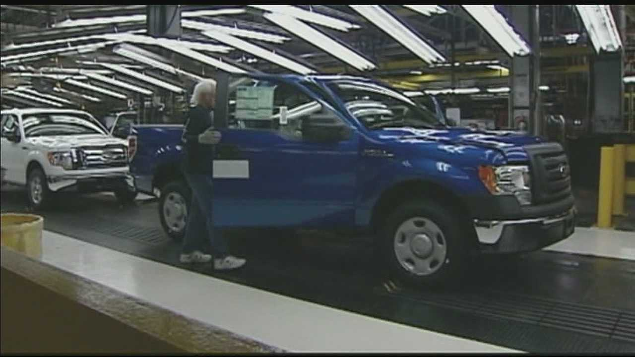 Ford begins 3rd shift at Claycomo plant