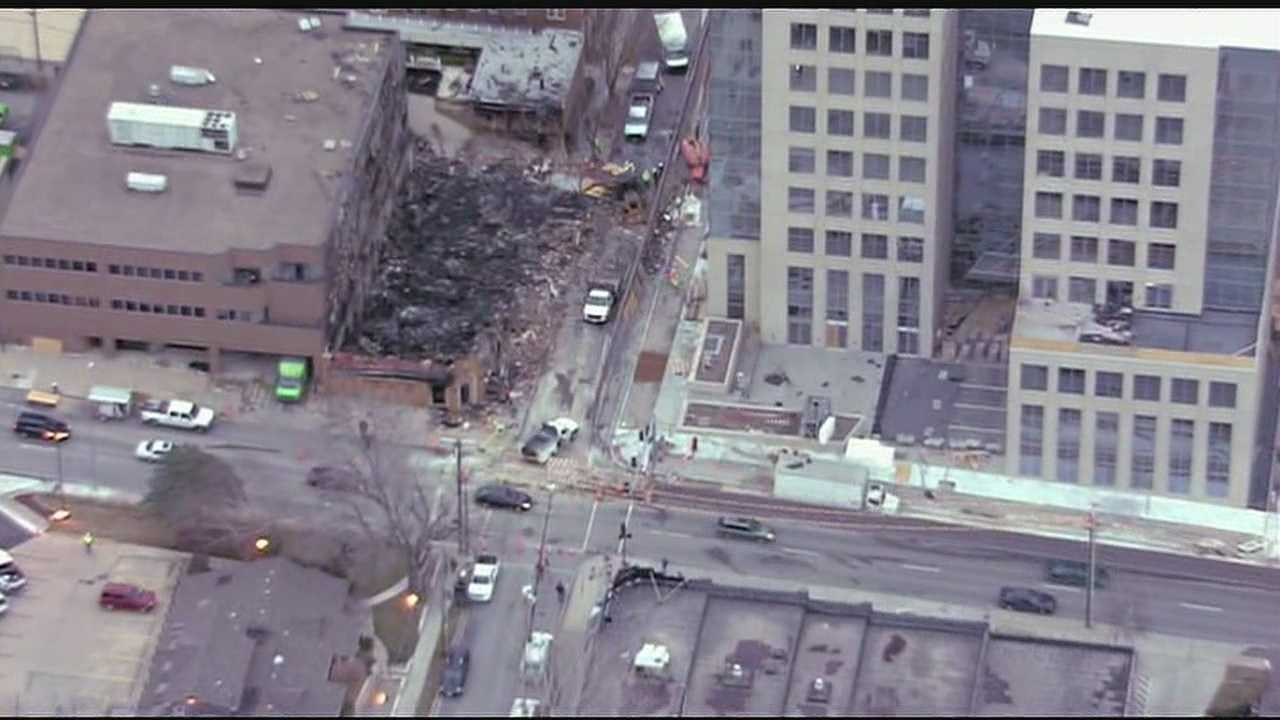 Contractor, JJ's restaurant cited by OSHA for February explosion