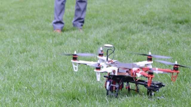 Mizzou's drone