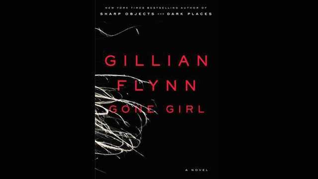 Image Gone Girl book cover