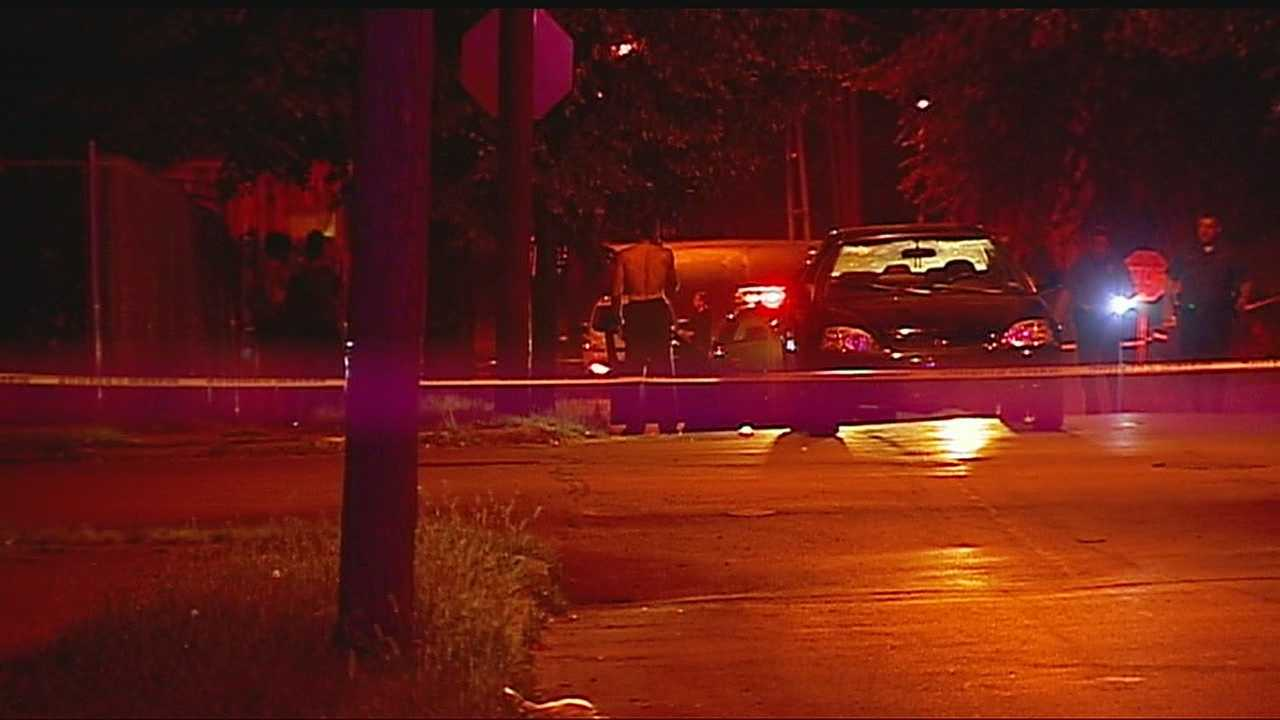 Image woman injured in KC shooting