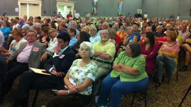 Image Prairie Village council meeting