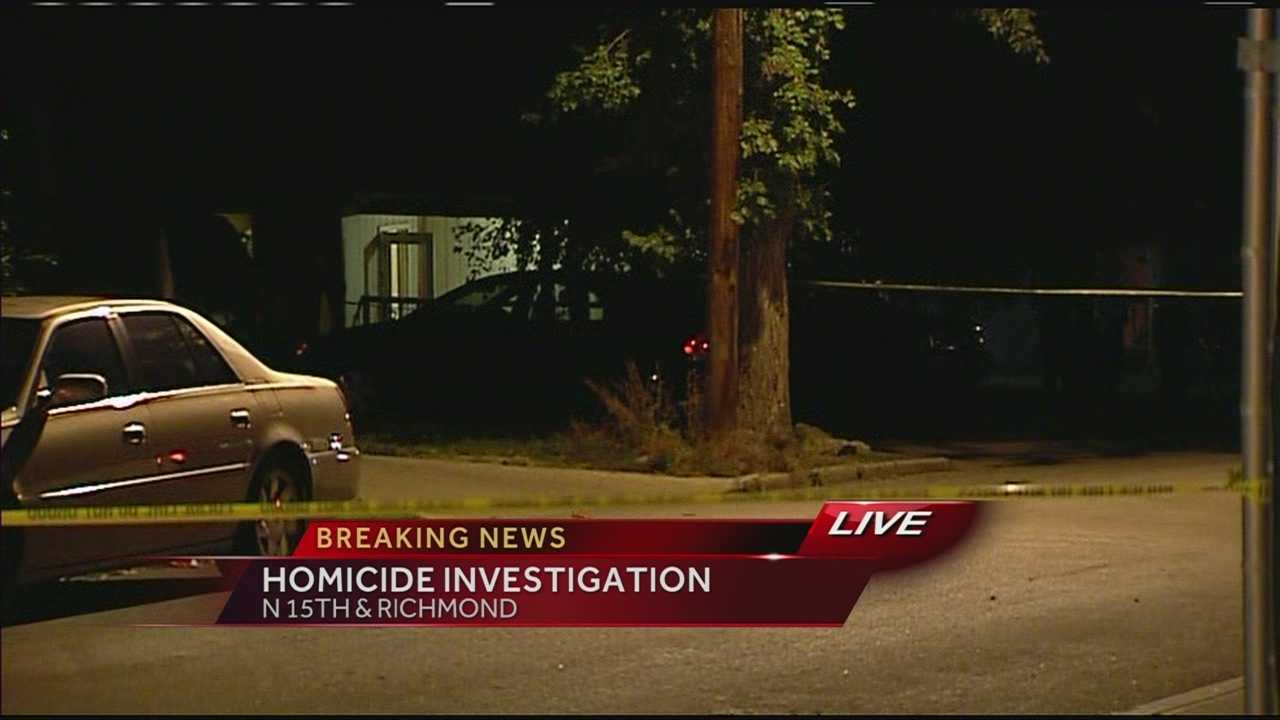 KCK homicide, North 15th Street