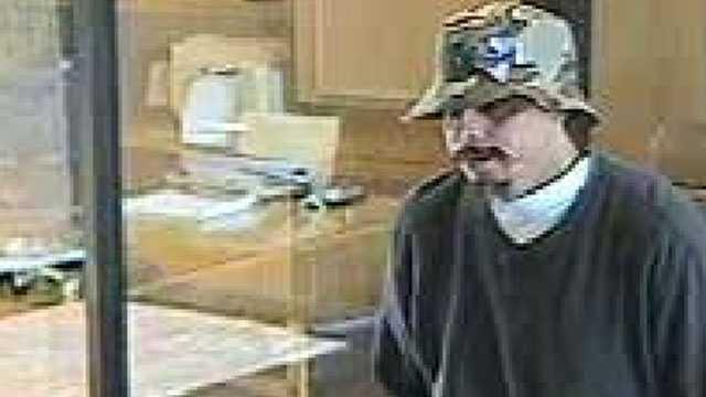 Image Lawrence bank robbery surveillance image