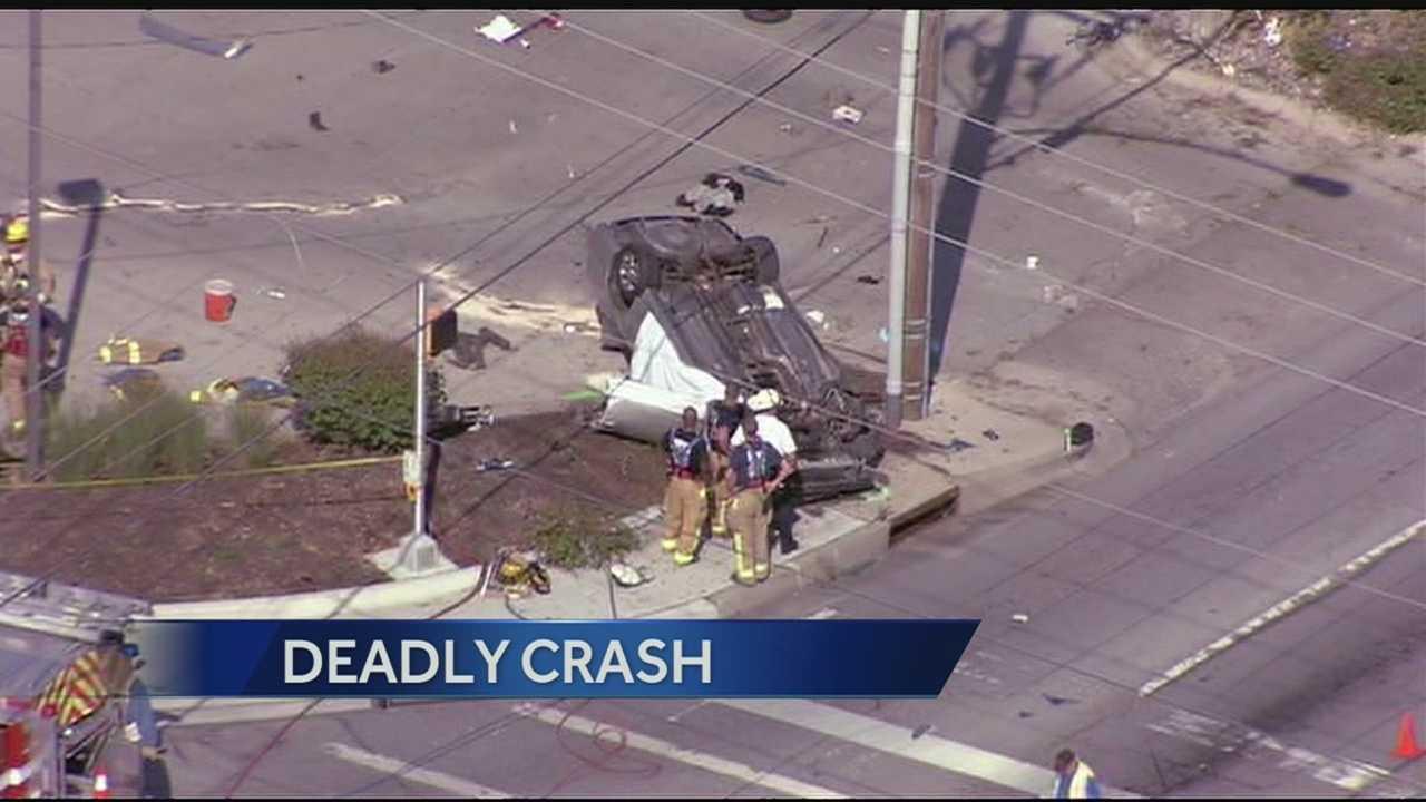 Shawnee fatal crash, 75th Street, Nieman Road
