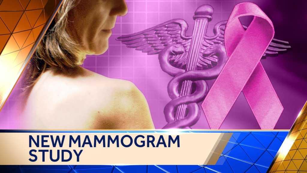 Image Mammogram study