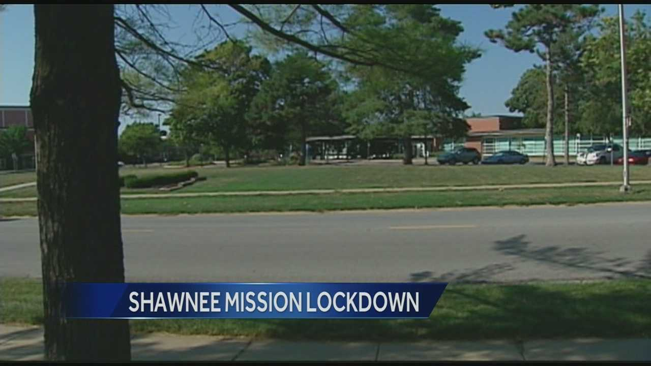 Image Shawnee Mission lockdown